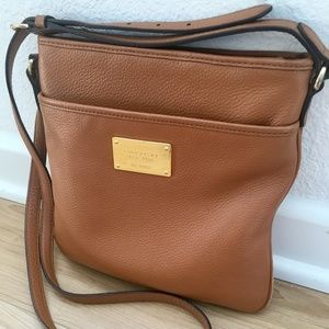 Ralph Lauren Tan Crossbody Bag